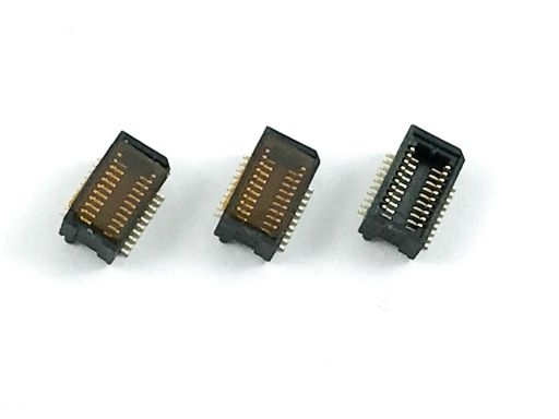 2332-xxFG00DxTx-x | 0.50mm Female Vertical SMD stacked height 3.5mm,4.0mm,4.5mm,and 5.0mm
