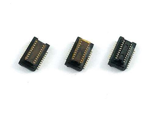2332-xxMG00DxTx-x | 0.50mm Male Vertical SMD stacked height 3.5mm,4.0mm,4.5mm,and 5.0mm