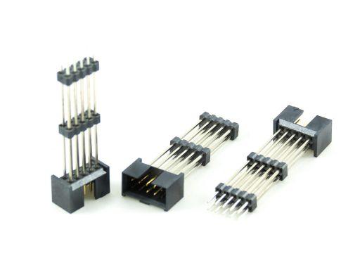 3112-2X05 | Box Header 2.0mm 4.95/39.11
