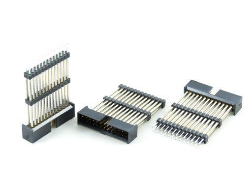 3112-2X13C | Box Header 2.0mm 4.95/40.13