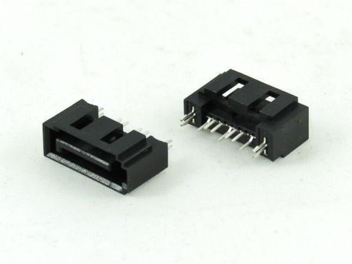 7904-07MC15SBU-01   SATA 7P Straight Dip Type