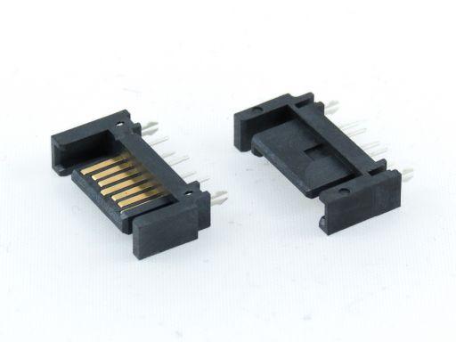 7904-07MC15SBU-02   SATA 7P Straight Dip Type