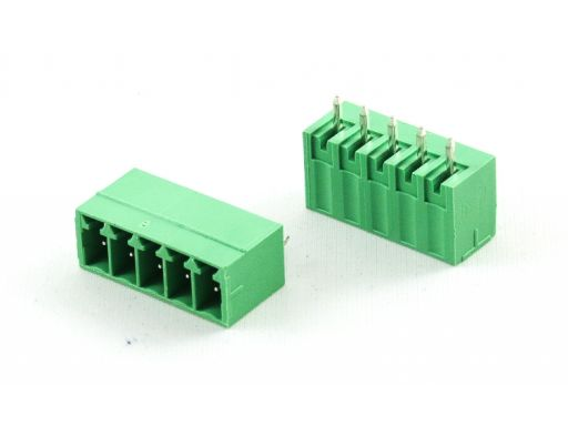 8930-C070092 | 3.5mm Terminal Block Male Straight