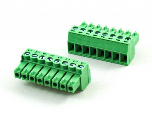 8933-D111158 | 3.81mm Terminal Block