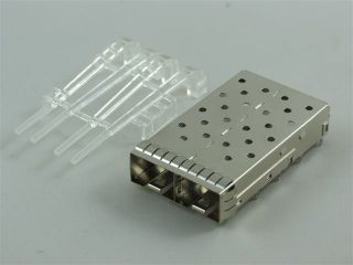 8951-B2PP | SFP+ Cage 1X2P Press Fit Type
