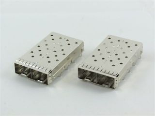 8951-B2SP0A | SFP+ Cage 1X2P Through Hole Type