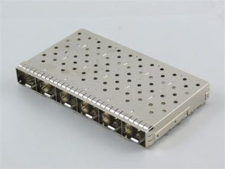 8951-B6PP0A | SFP+ Cage 1X6P Press Fit Type