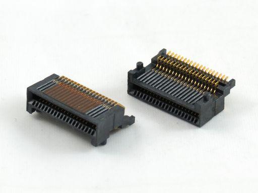 8953-38G30PDT-S | QSFP+ Connector