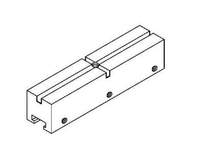 | DIN 41612 Upper Adaptor Bar