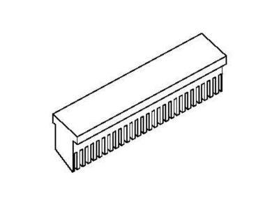 | DIN 41612 Upper Insert For Male