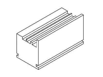 | Futurebus Lower Adaptor Bar For Female