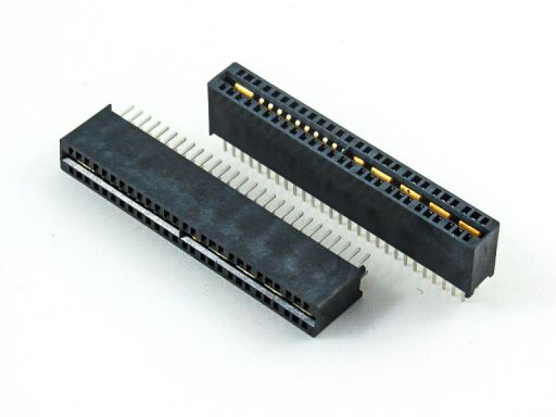 9393-D2 | Power Card Edge Straight Type