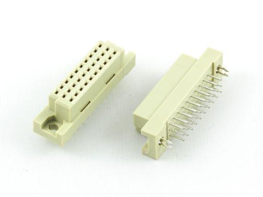 9001-16   DIN 41612 1/3C Type Female
