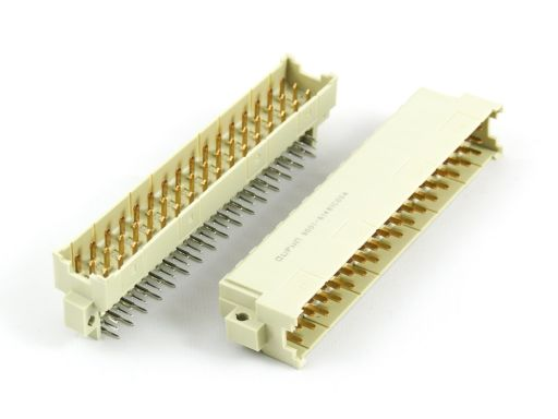 9001-61 | DIN 41612 F Type Male