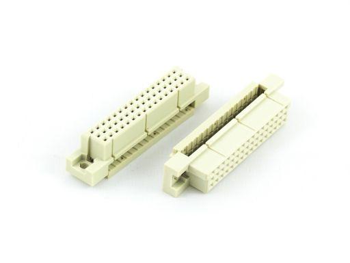 9001-1632IDC | DIN 41612 IDC Type 3 Row 32P Female