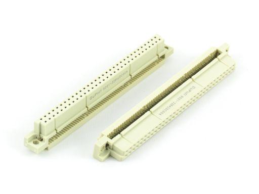 9001-3264IDC | DIN 41612 IDC Type 2 Row 64P Female