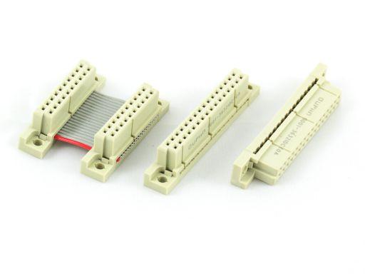 9001-3632IDC | DIN 41612 IDC Type 2 Row 32P Female
