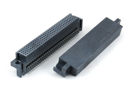 9001-74 | DIN 41612 Female Right Angle Type 100, 128, 160, 200 & 240P