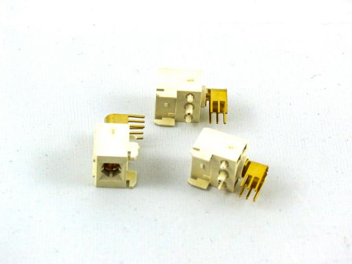 9111-144 | H.D. 2mm Female Power Connector