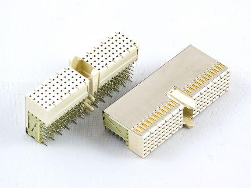 9111-72A | Hard Metric Connector Female R/A Type A