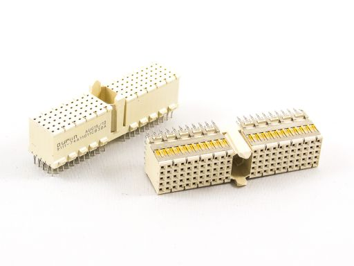 9111-74A | Hard Metric Connector Female Straight Type A