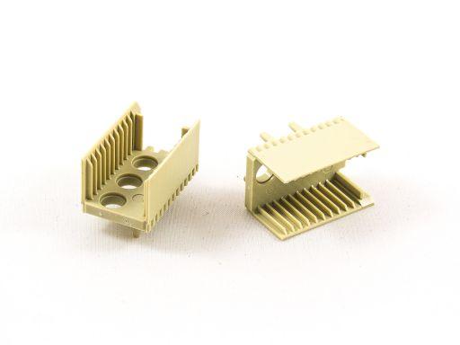9111-71N | Hard Metric Connector Male Type N