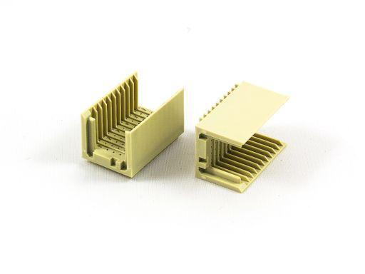 9111-71C | Hard Metric Connector Shroud Type C