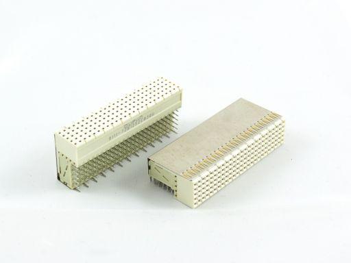 9111-72B125 | Hard Metric Connector Female R/A Type B-25