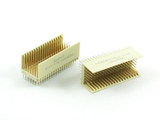 9111-71B133 | Hard Metric Connector Male Type B-19