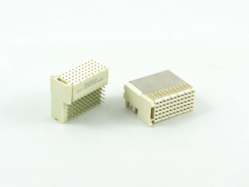9111-72C55 | Hard Metric Connector Female R/A Type C
