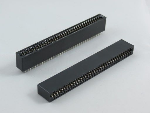8006 | 2.54mm Edge Connector Straight Type High Temperature