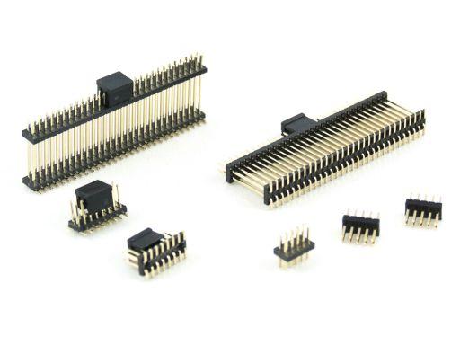2215-2   Pin Header 1.27mmX1.27mm