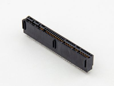 9394-2A2N1 | Power Card Edge AC+DC Straight Type