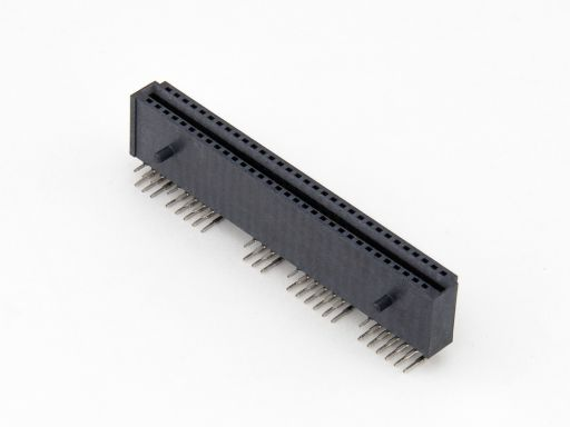 9393-J41P64P | Power Card Edge 12.5A R/Angle Insertion Depth12mm Row Spacing 3.81mm