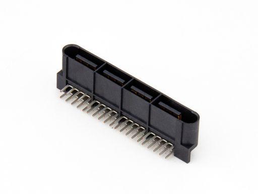 9392-1P08N | Low profile Hybird Power Plug