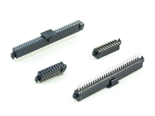 2243 | PCB Socket 1.27mmX1.27mm Insulator 4.3mm available with Post