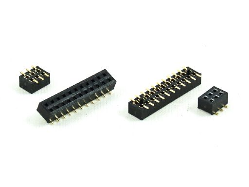 2248-A2 | PCB Socket 1.27mmX1.27mm SMD Type Insulator 2.15mm