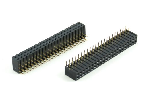 2142-A2 | PCB Socket 2.0mmX2.0mm Right Angle Type