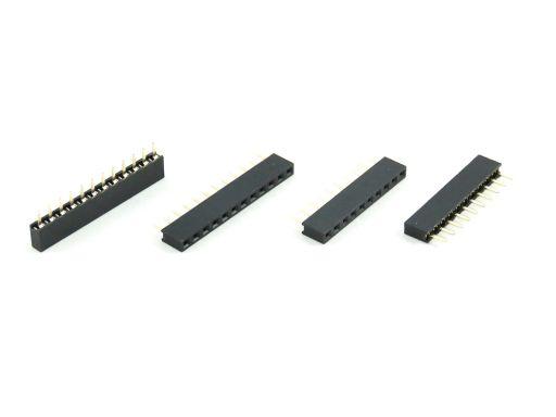 2041-1 | PCB Socket 2.54mm Insulator 5.0mm