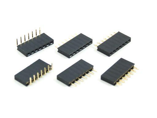 2044-1 | PCB Socket 2.54mm Insulator 8.5mm