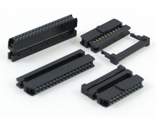 1101-xxC00B1(WB)A   IDC Socket  2 mm x 2 mm Dual row w/or w/o polarization key
