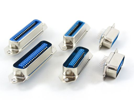 5972 | Centronic Connector Straight Type