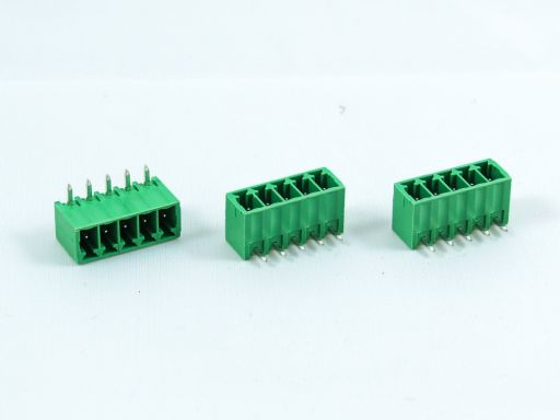 8930-C070092 | 3.50mm Terminal Block Male R/angle