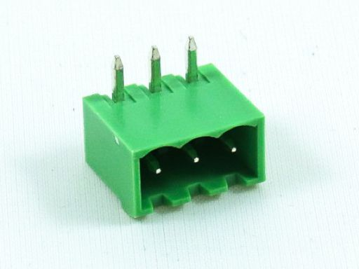 8930-D077110 | 3.81mm Terminal Block Male R/angle