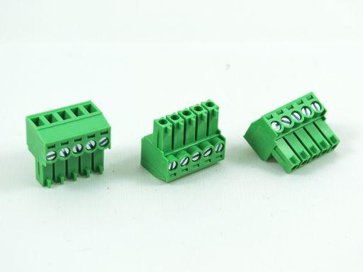 8933-C111158 | 3.50mm Terminal Block Female R/angle