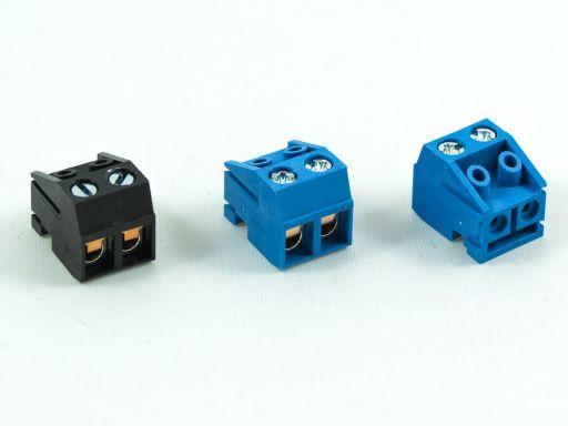 8933-F110136 | 5.00mm Terminal Block Female Straight