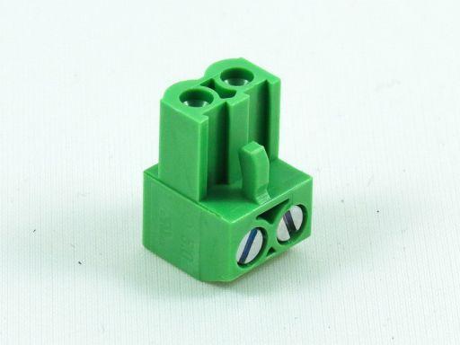 8933-F110164 | 5.00mm Terminal Block Female R/angle