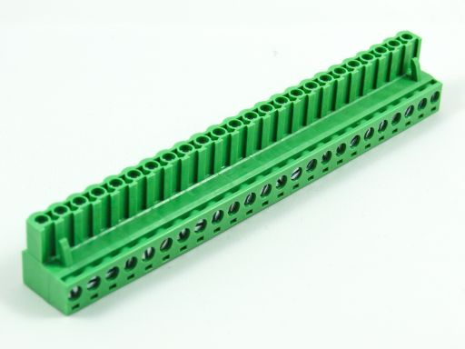 8933-F151182 | 5.00mm Terminal Block Female R/angle