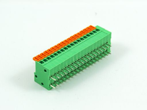 8935-B126136 | 2.54mm Terminal Block Straight