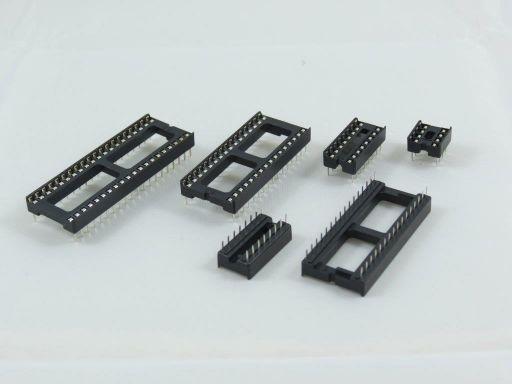 8003 | IC Socket 2.54mm